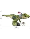Imaginext Jurassic World Hungry T-Rex, 40 cm