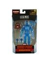 Iron Man Marvel Legends Series Figurina Hologram Iron Man 15 cm