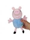 Jucarie de plus Eco Peppa Pig - George 15 cm