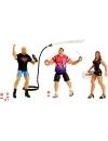 Kurt Angle, Stone Cold & Stephanie McMahon WWE Epic Moments (Milk-o-Mania)