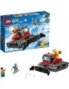 Lego City - compactor de zapada (60222)