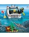 Lego City - iaht pentru scufundari (60221)