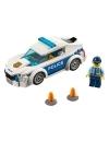 Lego City - Masina de politie pentru patrulare 60239