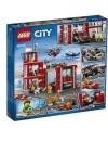 Lego City - statie de pompieri (60215)