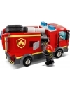 Lego City - stingerea incendiul de la burger bar 60214