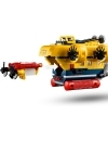 Lego City - Submarin de explorare a oceanului