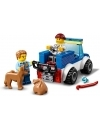 Lego City - unitate de politie canina 60241