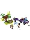 Lego Friends - salvarea puiului de elefant din jungla 41421