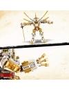 Lego Ninjago - Robot de Aur 71702