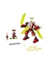 Lego Ninjago - robotul avion cu reactie al lui Kai 71707