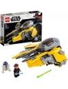 Lego Star Wars - interceptorul Jedi al lui Anakin 75281