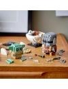 Lego Star Wars  Mandalorian si copilul 75317