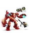 Lego Super Heroes - Iron Man Hulkbuster vs A.I.M. Agent 76164