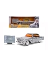 Jada Toys 20th Anniversary 1956 Chevy Bel Air, macheta auto 1:24