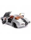 Jada Toys 20th Anniversary 1963 Chevy Corvette, macheta auto 1:24