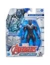 Marvel Avengers Mech Strike Figurina Black Panther 15 cm