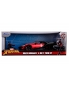 Marvel Hollywood Rides Diecast Model 1/24 2017 Ford GT with Miles Morales Figure
