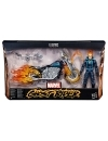 Marvel Legends, Ghost Rider (15 cm) cu motocicleta