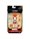 Marvel Legends Series Action Figure 2022 Marvel's Binary 15 cm