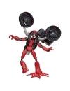 Marvel Rider Spider-man Bend and Flex, figurina 15 cm
