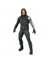 Marvel Select, Captain America Winter Soldier Civil War 18 cm