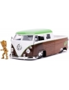 Guardians of the Galaxy 1962 Volkswagen Bus, macheta auto 1:24