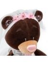 Milk, fetita ursulet miresica, din plus, 30cm (Orange Toys)