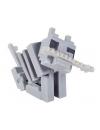 Minecraft, Craft-A-Block Figurina Skeleton Wolf8 cm