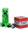 Minecraft, Figurina articulata Creeper 8 cm