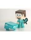 Minecraft, Figurina Diamond Steve 15 cm