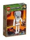 Minecraft Lego Skeleton with Magma Cube 142 piese