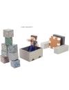 Playset Minecraft Mayhem (include figurina Steve)