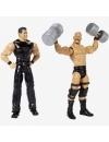 Mr. McMahon & Stone Cold Steve Austin - WWE Battle Packs 40