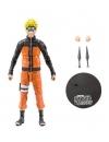 Naruto Shippuden FIgurina superarticulata cu accesorii, 18 cm