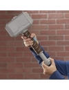 NERF Power Moves Marvel Avengers Thor Hammer Strike, 34 cm