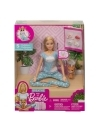 Papusa Barbie mediteaza