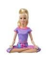 Papusa barbie made to move blonda