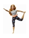 Papusa Barbie - meditation style (Made to move)