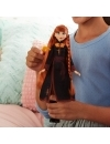 Frozen 2 - Papusa Anna cu par lung pentru impletit