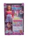 Papusa Steffi Love cu gemeni si accesorii 29 cm