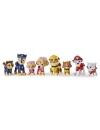 Patrula Catelusilor - set 8 figurine, seria pisicutele nazdravane