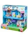 Peppa Pig - Set Shopping Centre (functiuni, efecte sonore, accesorii)