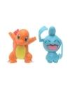 Pokémon Battle Wynaut & Charmander minifigurine 5 cm
