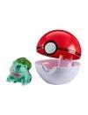 Pokémon Clip 'N' Go Pokeball Bulbasaur 5 cm