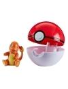 Pokémon Clip 'N' Go Pokeball Charmander 5 cm