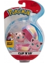 Pokémon Clip 'N' Go Pokeball Jigglypuff 5 cm