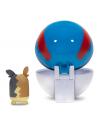 Pokémon Clip 'N' Go Pokeball Morpeko 5 cm