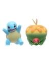 Pokemon Battle Squirtle & Appletun minifigurine 5 cm