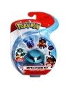 Pokemon Set 3 Minifigurine Litten, Cosmog & Metang 5-7 cm