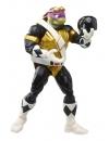 Power Rangers x TMNT Lightning Collection Action Figures 2022 Morphed Donatello & Morphed Leonardo 15 cm